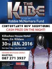 Robbie McNamara Benefit Event