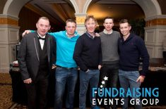 The Kube in aid of Robbie McNamara Fund