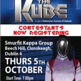 Smurfitt Kappa in aid of Alzheimer's Society of Ireland