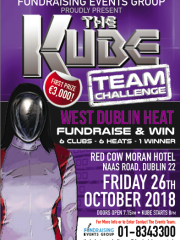 THE KUBE TEAM CHALLENGE   WEST DUBLIN