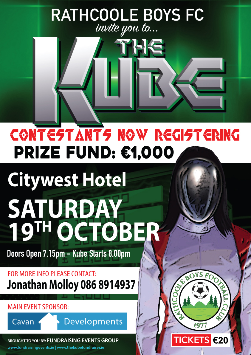 The KUBE Fundraising Upcoming and Past Events